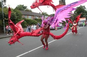 Huddersfield Carnival 2014